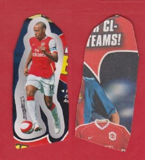 Arsenal Thierry Henry France S1